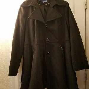 Apt 9 winter coat NWT  x-large